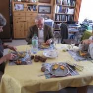 berck delizioso pranzo a casa Dilly
