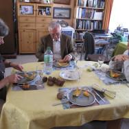 berck delicieux repas chez les Dilly
